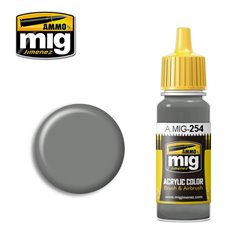 AMMO BY MIG A.MIG-0254 Acrylic Color RLM 75 Grauviolett 17 ml