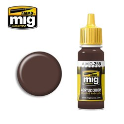 AMMO BY MIG A.MIG-0255 Acrylic Color RLM 81 Braunviolett 17 ml