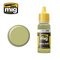 AMMO BY MIG A.MIG-0256 Acrylic Color RLM 84 Graublau 17 ml