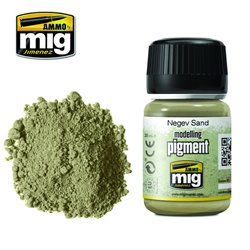 AMMO BY MIG A.MIG-3024 Pigment Sable Negev 35 ml