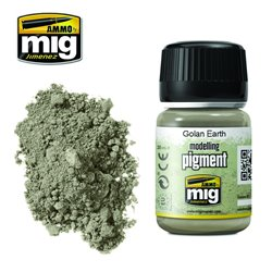 AMMO BY MIG A.MIG-3026 Pigment Golan Earth 35 ml