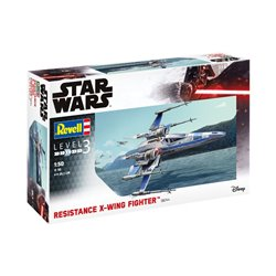 REVELL 06744 1/50 Star Wars Resistance X-wing Fighter