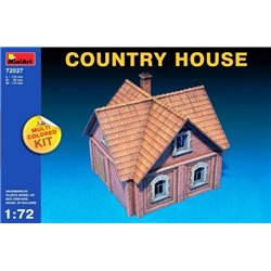MINIART 72027 1/72 Country House
