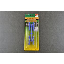 TRUMPETER 09983 Holding Guide pin for silicone mold-M Blue