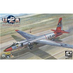 AFV CLUB AR48112 1/48 Lockheed U-2A Dragon Lady