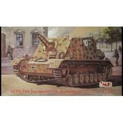 MINIART 35280 1/35 German Tank Crew Kharkov 1943