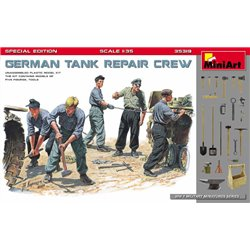 MINIART 35319 1/35 German Tank Repair Crew Special Edition