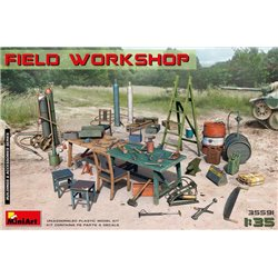 MINIART 35591 1/35 Field Workshop