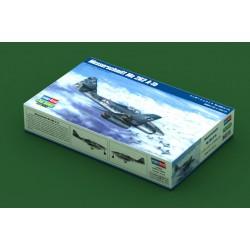 PLUSMODEL 131 1/35 Anti-Tank Concrete Barriers - Pyramid-Style Set II