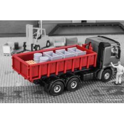 PLUSMODEL 298 1/35 U.S. Machine Gun Caliber .50 Anti-Aircraft WWII