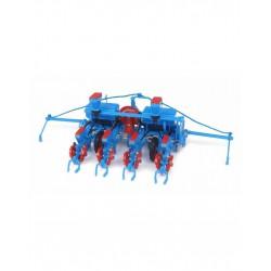 PLUSMODEL EL046 1/35 Box for US fleme thrower