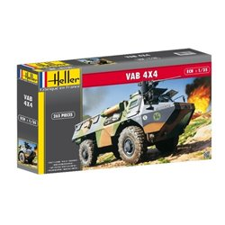 HELLER 81130 1/35 VAB 4X4 Troop Transport