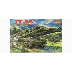 ICM 35081 1/35 IT-28 Bridgelayer Tank