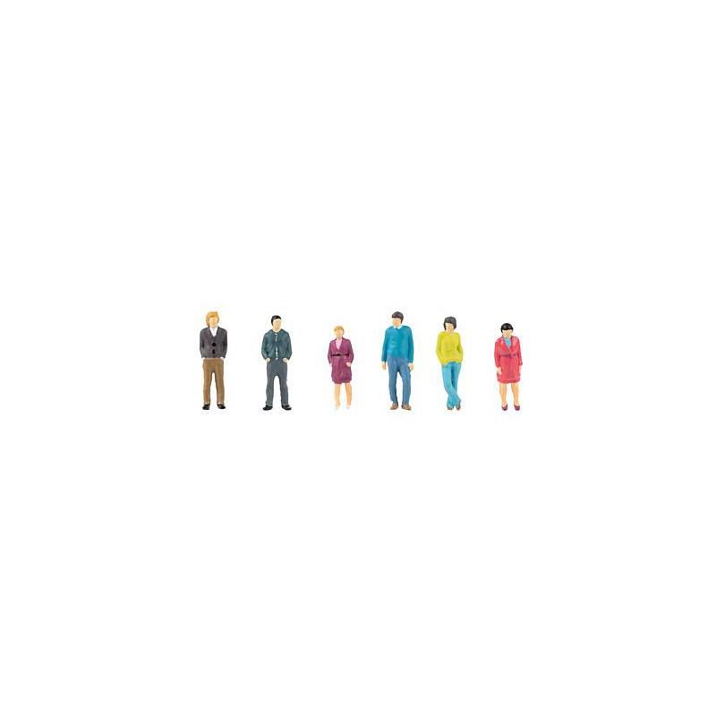 ICM 35708 1/35 WWI British Tank Crew 4 Figures