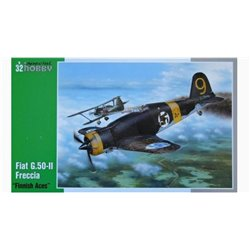"SPECIAL HOBBY SH32044 1/32 Fiat G.50-II Freccia ""Finnish Aces"""
