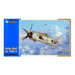 """SPECIAL HOBBY SH48103 1/48 Focke-Wulf Fw 190A-6 """"Sturmstaffel 1"""""""