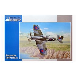SPECIAL HOBBY SH48107 1/48 Supermarine Spitfire Mk.XII