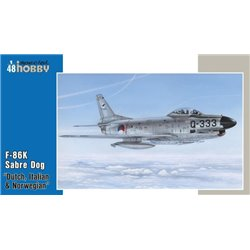 "SPECIAL HOBBY SH48123 1/48 F-86K ""NATO All Weather Fighter"""
