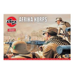 AIRFIX A00711V 1/72 WWII Afrika Corps