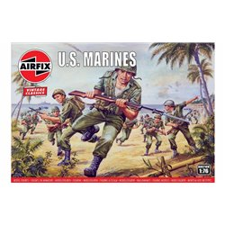 AIRFIX A00716V 1/76 WWII US Marines