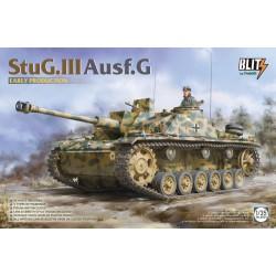 AIRFIX A01304V 1/76 Airfix Vintage Classics - Churchill Mk.VII Tank