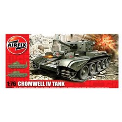 AIRFIX A02338 1/76 Cromwell IV Tank