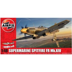 AIRFIX A05135 1/48 Supermarine Spitfire FR Mk.XIV