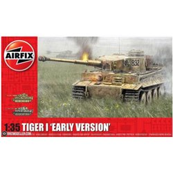 AIRFIX A1363 1/35 Tiger-1 'Early Version'