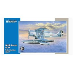 SPECIAL HOBBY SH48140 1/48 IMAM Romeo Ro.43 Italian Floatplane Fighter