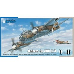 SPECIAL HOBBY SH48178 1/48 Junkers Ju 88D-2/4*