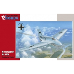 SPECIAL HOBBY SH72334 1/72 Messerschmitt Me 163A First rocket fighter