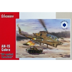 SPECIAL HOBBY SH72277 1/72 AH-1S Cobra IDF