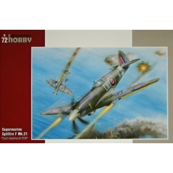 SPECIAL HOBBY SH72227 1/72 Supermarine Spitfire F Mk.21 No. 91 Squadron WWII