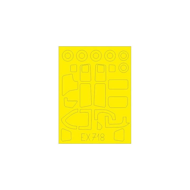 "SPECIAL HOBBY SH72225 1/72 Mustang Mk.I ""Red Stars"""