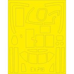 "SPECIAL HOBBY SH72211 1/72 P-40F/L Kittyhawk Mk.IIA ""RAF and FAFL"""