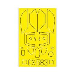 """SPECIAL HOBBY SH72154 1/72 Sea Harrier FA.2 """"Hi-tech"""""""