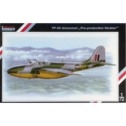 SPECIAL HOBBY SH72084 1/72 Bell YP-59 Airacomet Pre-production Version*