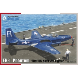 SPECIAL HOBBY SH72332 1/72 McDonnell FH-1 Phantom 'First US Navy Jet Fighter'