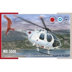 SPECIAL HOBBY SH72346 1/72 MD-500E
