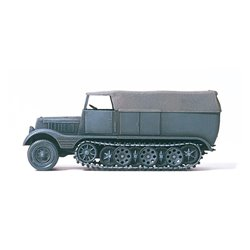 PREISER 16538 HO 1/87 Half-track vehicle 3 to German 1939-45