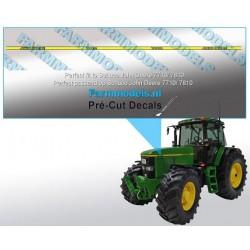 PREISER 17939 HO 1/87 Farm tractor Lanz D 2416 with liquid manure wagon.