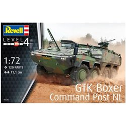 REVELL 03283 1/72 GTK Boxer Command Post NL