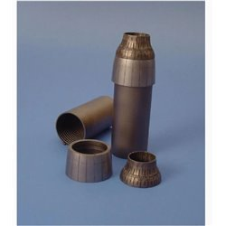 AIRES 4121 1/48 F-14A Tomcat exhaust nozzles – closed for Hasegawa