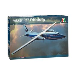 ITALERI 1430 1/72 Fokker F27 Friendship