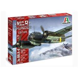 ITALERI 35104 1/72 Ju 88A-4 War Thunder Edition