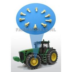 ITALERI 3647 1/24 Fiat 500 2007