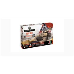 ITALERI 56501 1/56 World of Tanks 1:56 - Pz.Kpfw.VI TIGER I