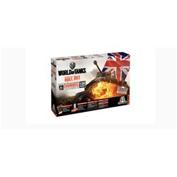 ITALERI 56504 1/56 World of Tanks Cromwell