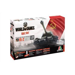 ITALERI 56506 1/56 World of Tanks JS-2