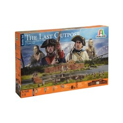 ITALERI 6180 1/72 The Last Outpost 1754-1763 Battle Set